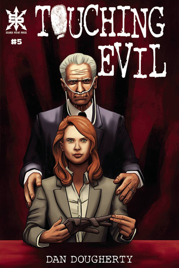 TOUCHING EVIL #5 (OF 7) - SOURCE POINT PRESS - Black Cape Comics