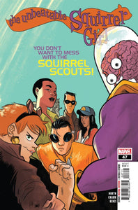 UNBEATABLE SQUIRREL GIRL #47 - MARVEL COMICS - Black Cape Comics