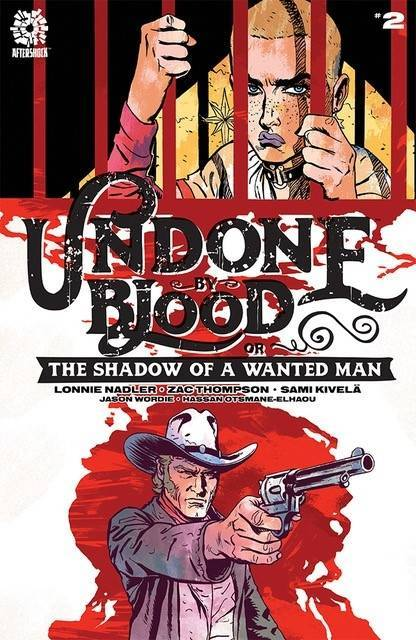 UNDONE BY BLOOD #2 CVR A KIVELA - AFTERSHOCK COMICS - Black Cape Comics
