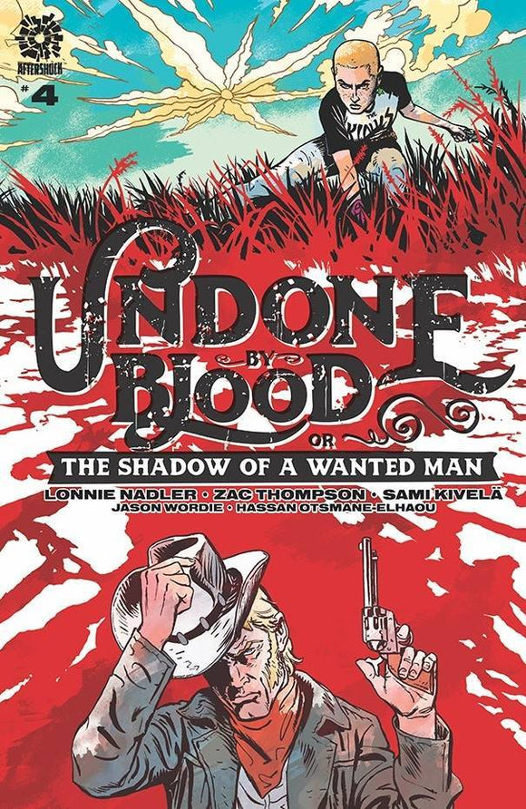UNDONE BY BLOOD #4 - AFTERSHOCK COMICS - Black Cape Comics