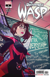 UNSTOPPABLE WASP #4 - MARVEL COMICS - Black Cape Comics
