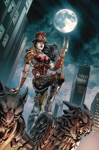 VAN HELSING VS LEAGUE MONSTERS #5 CVR A VITORINO (RES) - ZENESCOPE ENTERTAINMENT INC - Black Cape Comics