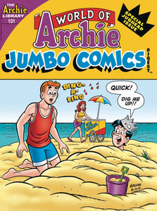 WORLD OF ARCHIE JUMBO COMICS DIGEST #101 - ARCHIE COMIC PUBLICATIONS - Black Cape Comics