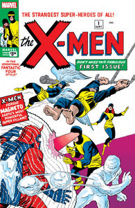 X-MEN #1 FACSIMILE EDITION - MARVEL COMICS - Black Cape Comics