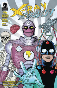 X-RAY ROBOT #1 (OF 4) CVR A ALLRED - DARK HORSE COMICS - Black Cape Comics