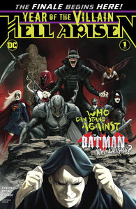 YEAR OF THE VILLAIN HELL ARISEN #4 (OF 4) - DC COMICS - Black Cape Comics