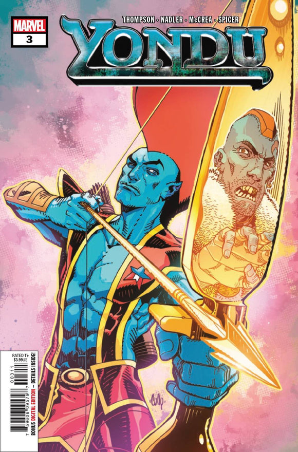 YONDU #3 (OF 5) - MARVEL COMICS - Black Cape Comics