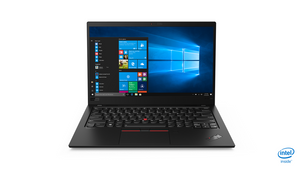 Lenovo ThinkPad X1 Carbon Gen 7 Laptop 14 Inch i5-8265U 3.9Ghz 16GB RAM 256GB SSD with Windows 10 Professional