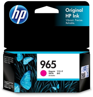 HP 965 Magenta Ink Cartridge