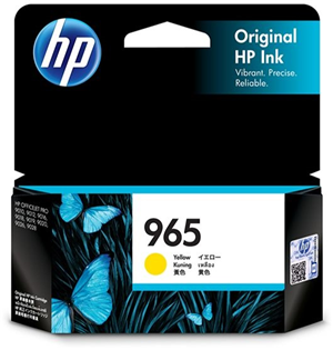 HP 965 Yellow Ink Cartridge