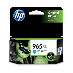 HP 965XL Cyan Ink Cartridge