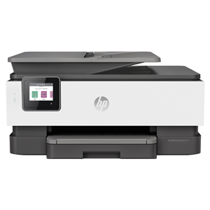 HP Officejet Pro 8022 Inkjet AiO MFC Printer - Light Basalt colour