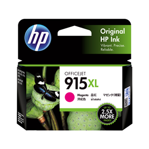 HP 915XL Magenta Ink Cartridge