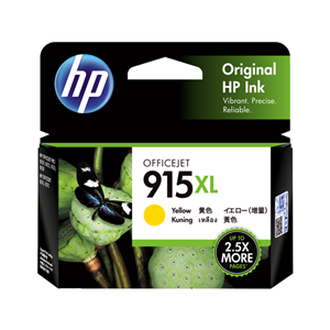 HP 915XL Yellow Ink Cartridge