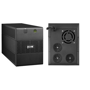 Eaton 5E Tower UPS 1500VA / 900W With Fan 3 Plugs