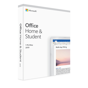 Microsoft Office Home & Student 2019 - No Media