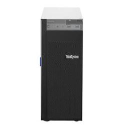 Lenovo ThinkSystem ST250 Tower Server, Xeon E-2144G, 16GB RAM, 8x 2.5-in Hot Swap Open bay, 550W PSU