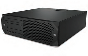 HP Z2 G4 Small Form Factor Workstation i7-9700 4.7Ghz 16GB RAM 256GB SSD Quadro P620 with Windows 10 Professional