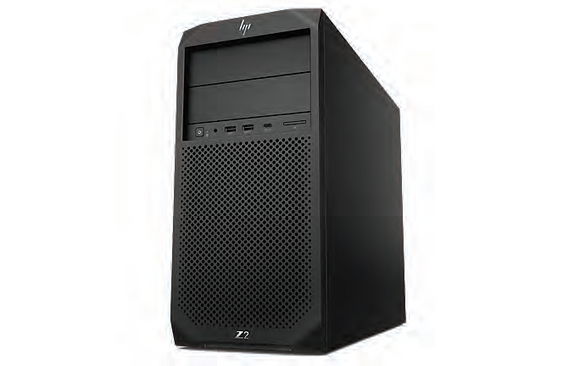 HP Z2 Tower G4 Tower Desktop Workstation Xeon E-2236 4.8GHz 32GB RAM 512GB SSD Quadro P2200 with Windows 10 Professional