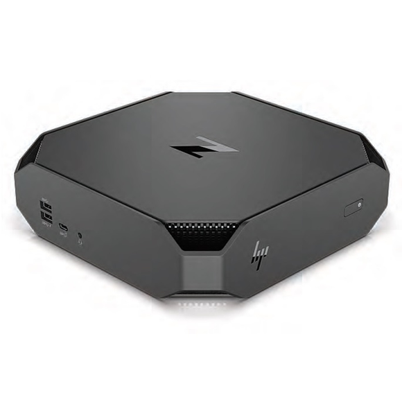 HP Z2 G4 Xeon Mini Workstation E-2236 4.8Ghz 32GB RAM 1TB SSD Quadro P1000 with Windows 10 Professional