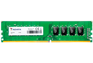Adata 4GB DDR4 2666 DIMM Lifetime Warranty