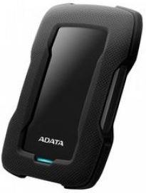 Adata HD330 Durable External HDD 2TB USB 3.1 - Black