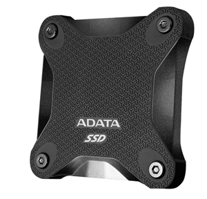 Adata SD600Q USB 3.1 Durable External SSD 960GB - Black
