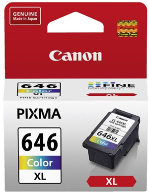 Canon CL646XL Colour High Yield Ink Cartridge