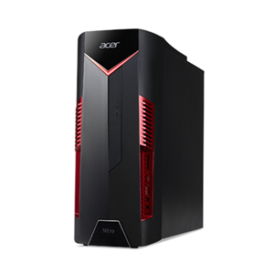 Acer Nitro N50-600 Gaming Tower Desktop i7-9700 4.70GHz 16GB RAM 512GB SSD RTX2060 with Windows 10 Home