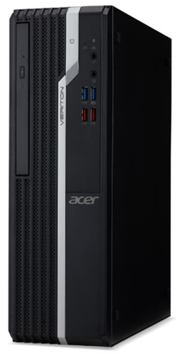 Acer Veriton X2660G Small Form Factor Desktop i5-8400 4.0Ghz 8GB RAM 256GB SSD with Windows 10 Professional