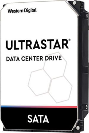 Western Digital  Ultrastar DC HA210 SATA 3.5