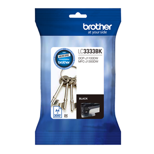 Brother LC3333BK Black Ink Cartridge