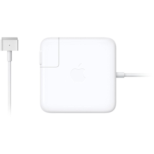 "Apple MagSafe 2 Power Adapter, 60W for 13"" Macbook Pro Retina - Late 2012 to Early 2016 Model"