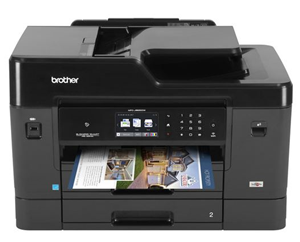 Brother MFCJ6930DW 35ppm A3 Inkjet Multi Function Printer