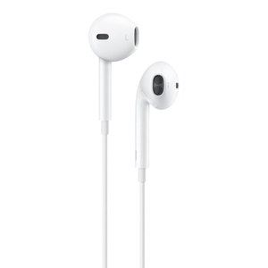Apple Original EarPods with Remote and Mic - 3.5MM Headphone Jack Version