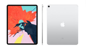 "Apple iPad Pro 12.9"", USB-C, 256GB, WiFi + Cellular - Silver"