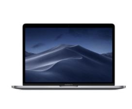 "Apple Macbook Pro 13"", Touch Bar - i5 1.4 GHz Quad Core, Turbo Boost up to 3.9GHz, 8GB RAM, 256GB SSD, Intel Iris Plus Graphics 645 - Touch Bar & Touch ID - 2 Thunderbolt-3 Ports - Space Grey"