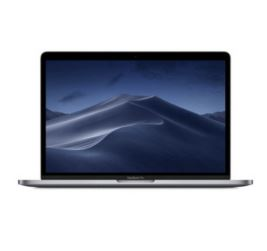 "Apple Macbook Pro 13"", i5 1.4 GHz Quad Core 8th Gen, Turbo Boost up to 3.9GHz, 8GB RAM, 256GB SSD, Intel Iris Plus Graphics 645 - Touch Bar & Touch ID - 2 Thunderbolt - 3 Ports - Silver"