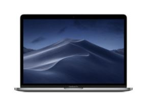 "Apple Macbook Pro  13"", Touch Bar - i5 2.4 GHz Quad Core, Turbo Boost up to 4.1GHz, 8GB RAM, 256GB SSD, Intel Iris Plus Graphics 655 - Touch Bar & Touch ID - Four Thunderbolt 3 Ports - Space Grey"