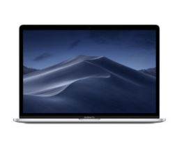 "Apple Macbook Pro 13"", i5 2.4 GHz Quad Core 8th Gen, Turbo Boost up to 4.1GHz, 8GB RAM, 512GB SSD, Intel Iris Plus Graphics 655 - Touch Bar & Touch ID - Four Thunderbolt 3 Ports - Silver"