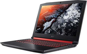 Acer Nitro 5 AN515-54 Gaming Laptop 15.6 Inch Full HD i5-9300H 4.1GHz 8GB RAM 256GB SSD GTX1650 with Windows 10 Home