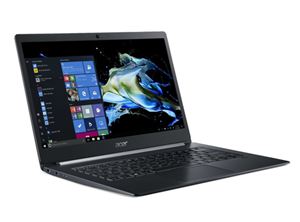Acer TravelMate X514-51 Laptop 14 Inch i7-8565U 4.60GHz 16GB RAM 512GB SSD Touchscreen with Windows 10 Professional
