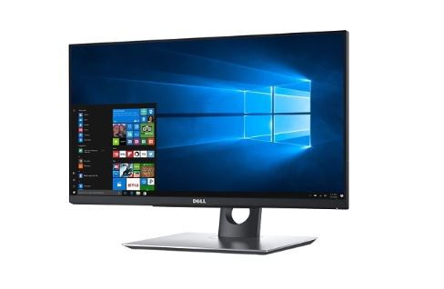 Dell P-Series Touch IPS WLED Monitor  23.8