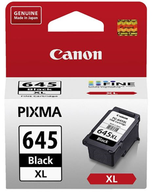 Canon PG645XL Black High Yield Ink Cartridge