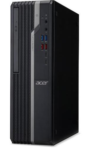 Acer Veriton X4660G Small Form Factor Desktop i7-8700 4.6GHz 8GB RAM 256GB SSD with Windows 10 Professional