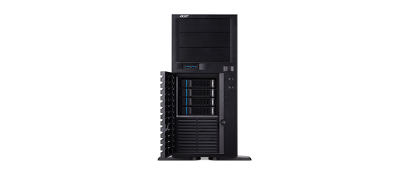 Acer T310 F5 Server, Xeon E-2224G, 16GB, 2x1TB, No OS - 3 Year Warranty