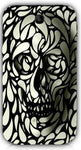 skull 4 Samsung Note 3 case cover  By Ali Gulec