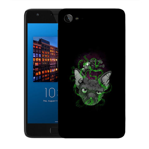 Snoogg Abstract Smelling Mouse Designer Protective Back Case Cover For Lenovo Zuk Z2