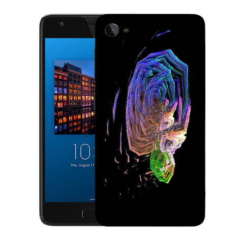 Snoogg Abstract Roses Designer Protective Back Case Cover For Lenovo Zuk Z2