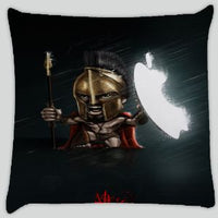 300 Throw Pillows by Emiliano Morciano